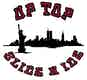 Up Top Slice N Ice logo