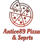 Antico89 Pizza & Sports logo