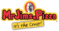 Mr Jim's Pizza. logo