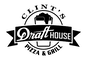 Clint's Draft House Pizza & Grill logo