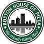 Boston House of Pizza logo