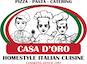 Casa D'Oro Italian Restaurant logo