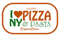 I Love N.Y. Pizza & Pasta logo
