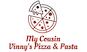 My Cousin Vinny's Pizza & Pasta logo