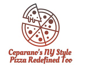 Ceparano's NY Style Pizza Redefined Too
