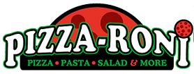 Pizzaroni logo