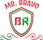 Mr Bravo Pizza & Phillys logo
