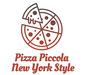Pizza Piccola New York Style logo