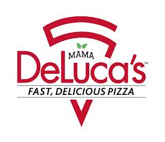 Mama Deluca's Pizza logo