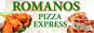 Romano's Pizza Express logo