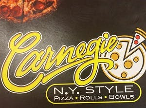Carnegie NY Style Pizza Rolls Bowls