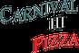 Carnival III Pizza logo
