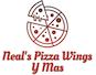 Neal's Pizza Wings Y Mas logo