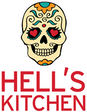 Hell's Kitchen Pizza logo