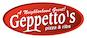 Geppetto's Pizza & Ribs logo