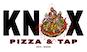 Knox Pizza & Tap logo
