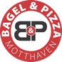 Mott Haven Bagel & Pizza Store logo