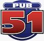 Pub 51 logo