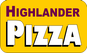Highlander Pizza logo