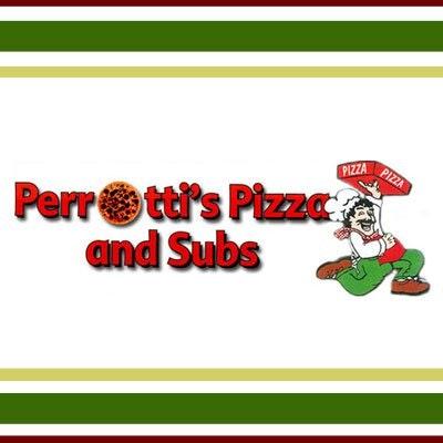 Perrotti's Pizza Subs logo