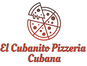 El Cubanito Pizzeria Cubana logo