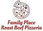 Family Place Roast Beef Pizzeria logo