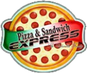 Pizza & Sandwich Express logo