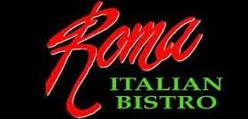 Roma Italian Bistro logo