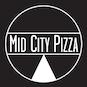 Mid City Pizza Uptown logo