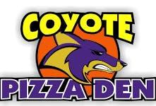 Coyote Pizza Den