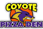 Coyote Pizza Den logo
