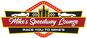 Mike's Speedway Lounge logo
