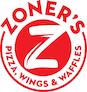 Zoner's Pizza Wings & Waffles logo