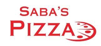 Saba's Pizza logo