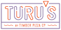 Turu's by Timber Pizza Co. logo