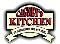 Cagney's of Kernersville logo