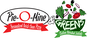 Pie-O-Mine & Greens logo