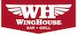 The WingHouse of Brandon 60 logo