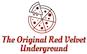 The Original Red Velvet Underground logo
