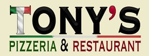 Tony's Pizzeria & Restaurant