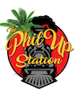 The Phil Up Station logo