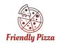 Friendly Pizza & Deli logo