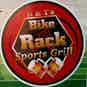 The Bike Rack Sports Bar & Grill logo
