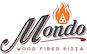 Mondo Wood Fired Pizza logo