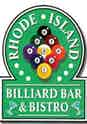 Rhode Island Billiard Bar & Bistro logo