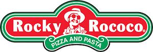 Rocky Rococo Pizza & Pasta logo