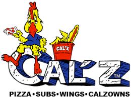 Cal'z Pizza logo
