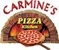Carmine's Pizza Kitchen Raiders Way logo