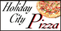 Holiday City Pizza logo