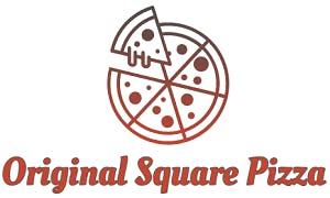 Original Square Pizza